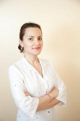 Хананушян Елена Константиновна. Врач-стоматолог, ортодонт.