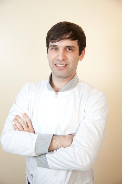 Гасбанов Гасан Аликович. Врач-стоматолог, ортопед, хирург.