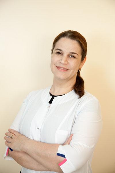Цахаева Рувайдат Гаджиевна. Врач-стоматолог, терапевт